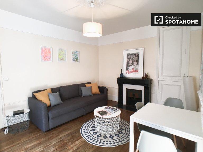 2-pokojowe mieszkanie do wynajęcia w 15. dzielnicy Paryża