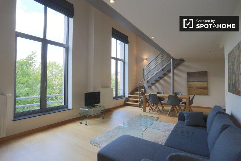 Appartamento con 1 camera da letto in affitto a Plasky, Bruxelles
