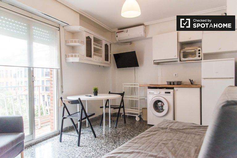 Studio apartment for rent in Camins al Grau, Valencia