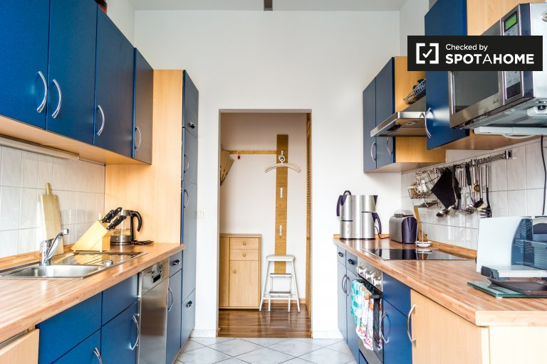 Stylish 1-bedroom apartment for rent in Köpenick, Berlin
