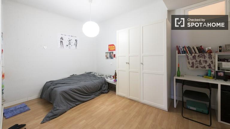 Interior double bedroom