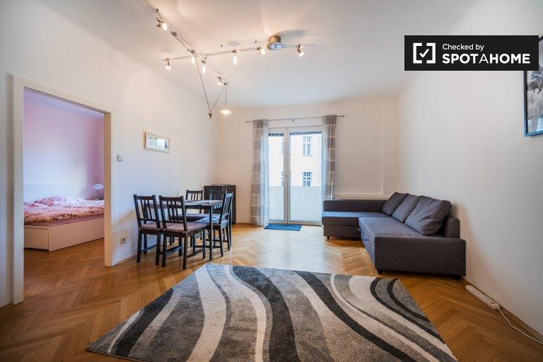 Stylish 1-bedroom apartment for rent in Leopoldstadt, Vienna
