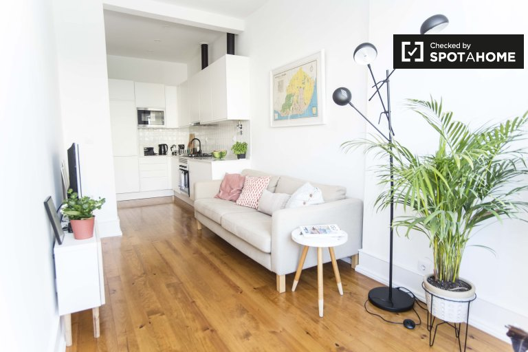 Appartement de 3 chambres à louer à Alcântara, Lisbonne