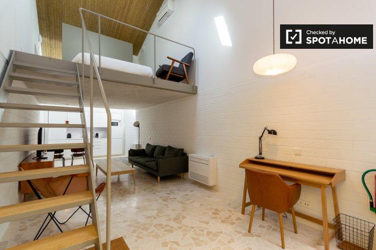 Studio à louer à Tetuán, Madrid
