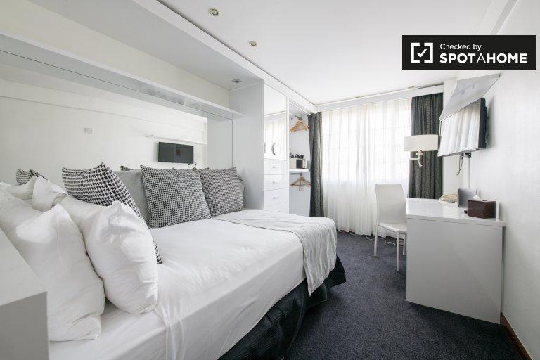Funkcjonalne mieszkanie typu studio do wynajęcia w Regent's Park w Londynie