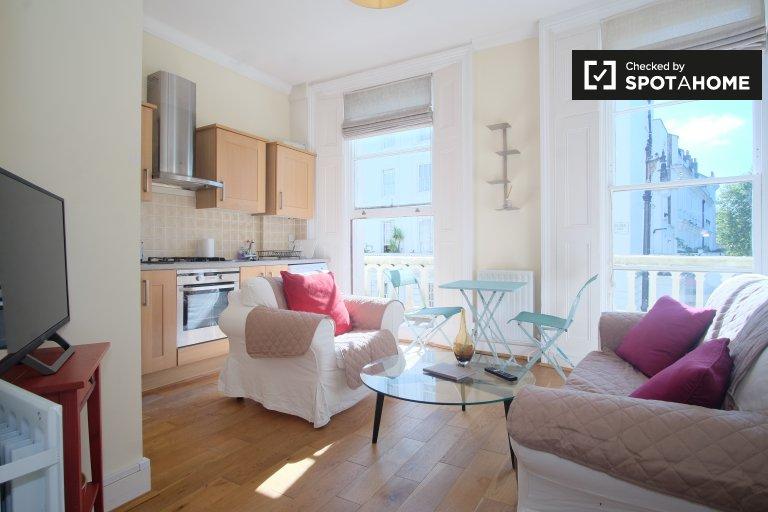 Lumineux appartement 1 chambre à louer à City of Westminster