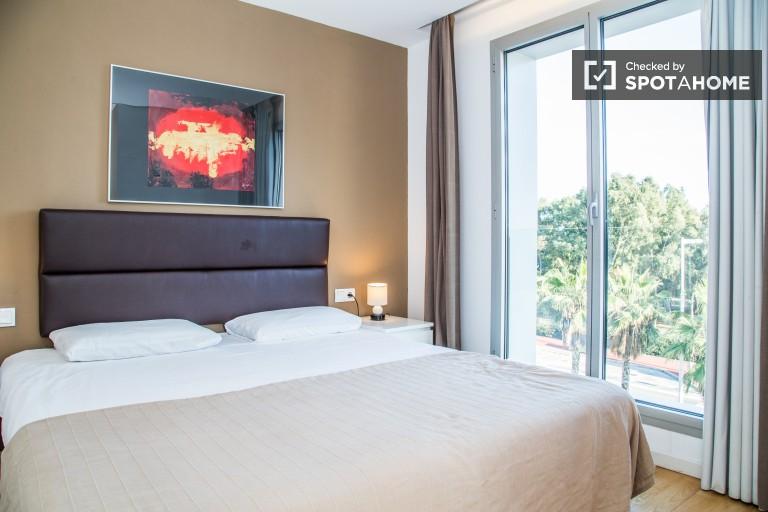 One Flat Chambre avec Utilitaires, Piscine, Près de la plage - Barcelone
