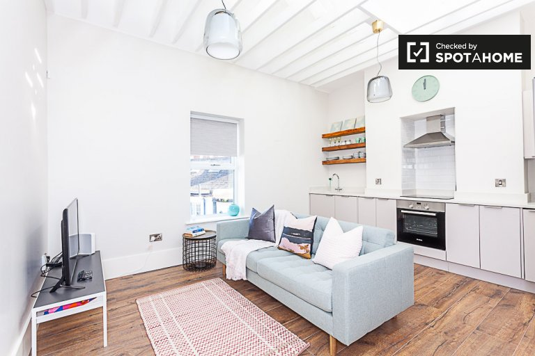 Elegancki apartament z 3 sypialniami do wynajęcia w Fitzwilliam w Dublinie