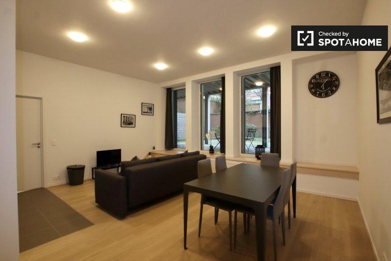 Stilvolle 1-Zimmer-Wohnung zur Miete im Europäischen Viertel