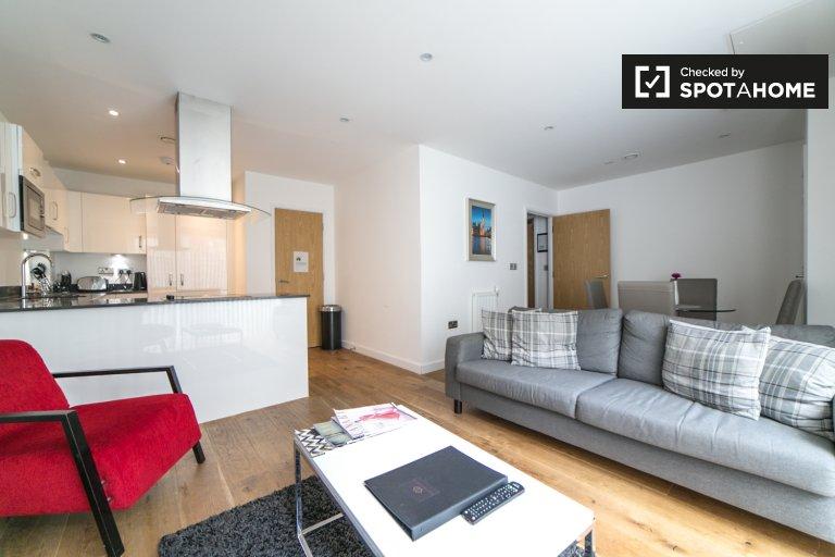 2-pokojowe mieszkanie do wynajęcia w Greenwich w Londynie