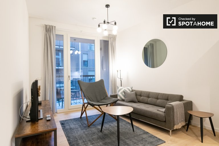Apartament z 1 sypialnią do wynajęcia w Prenzlauer Berg, Berlin