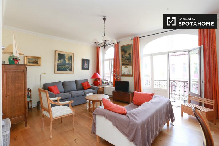 Avrupa Mahallesinde kiralık 3 yatak odalı ev, Brüksel