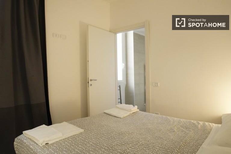 Bedroom 4 - Twin beds, ensuite