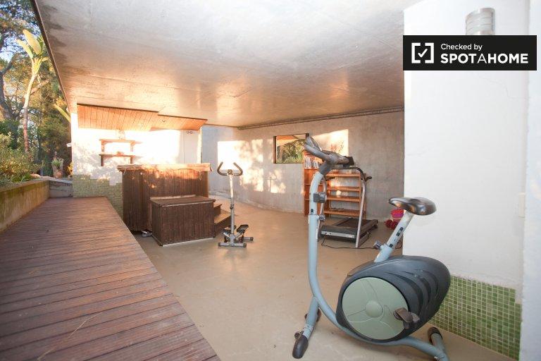Ruhige 1-Zimmer-Wohnung zur Miete in Espartinas, Sevilla