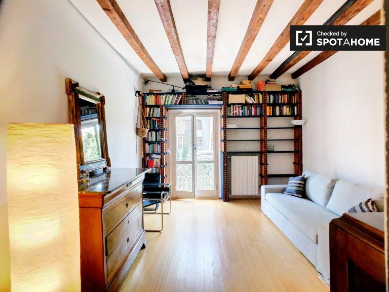Apartamento de 1 dormitorio en alquiler en Sempione, Milán
