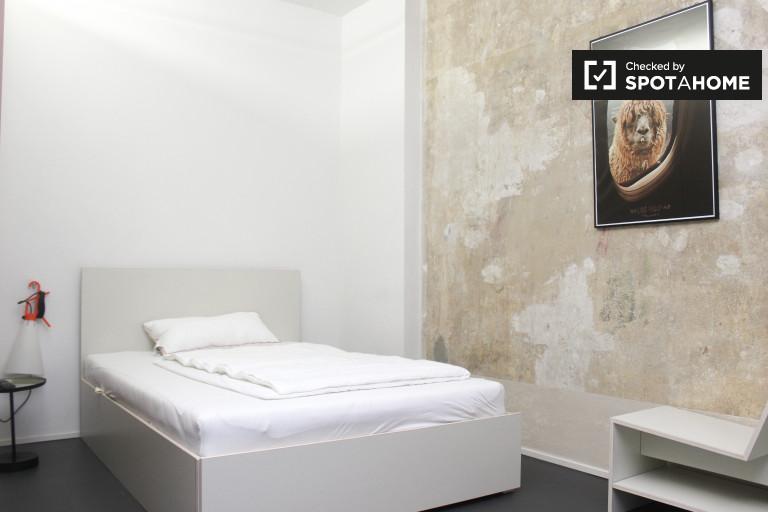 Moderne 1-Zimmer-Wohnung zu vermieten in Friedrichshain, Berlin