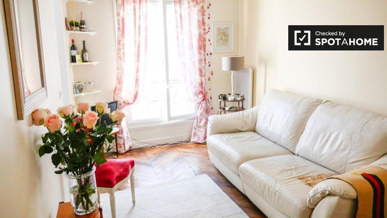Appartamento in affitto nel 7 ° arrondissement, Parigi 1 camera da letto