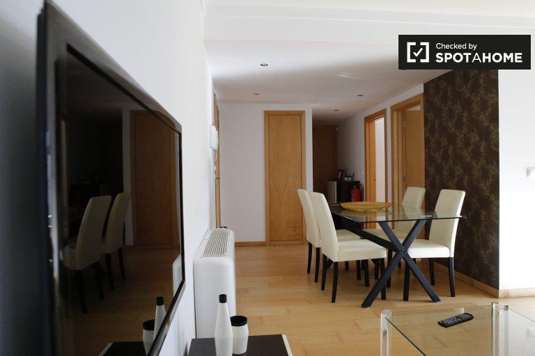 Appartamento con 2 camere da letto in affitto a Parque das Nações, Lisbona