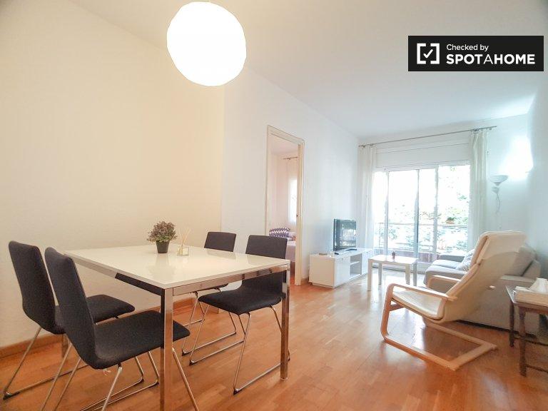 Apartamento de 3 quartos para alugar em Vila Olímpica, Barcelona