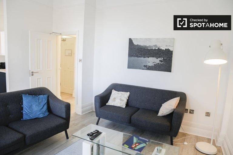 Lumineux appartement 1 chambre à louer à Ballsbridge, Dublin