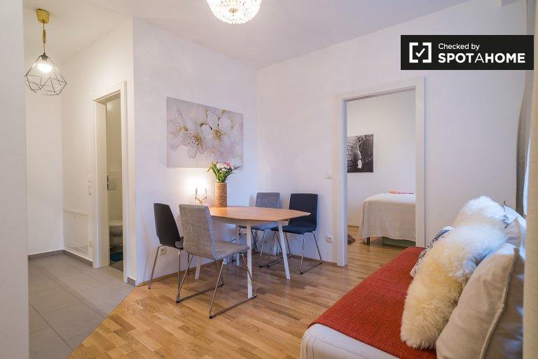 Modern 2-bedroom apartment for rent in Margareten, near U-Bahn