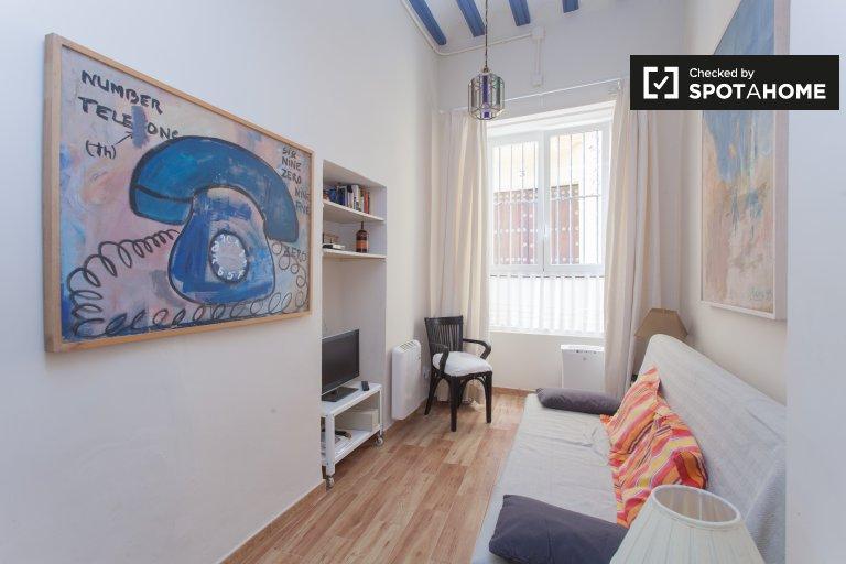 Cozy 1-bedroom apartment rent in San Bartolomé
