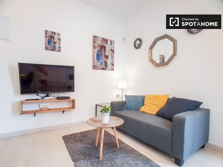 La Barceloneta, Barcelona kiralık 2 odalı daire