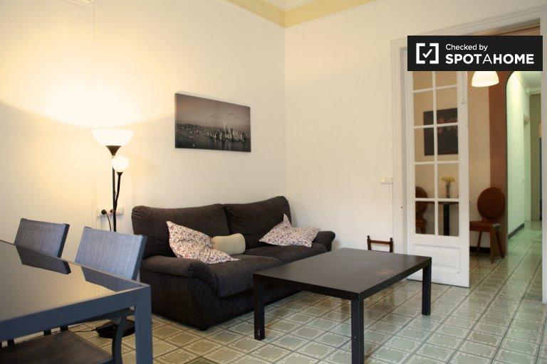Bedroom 3 - double sofa-bed
