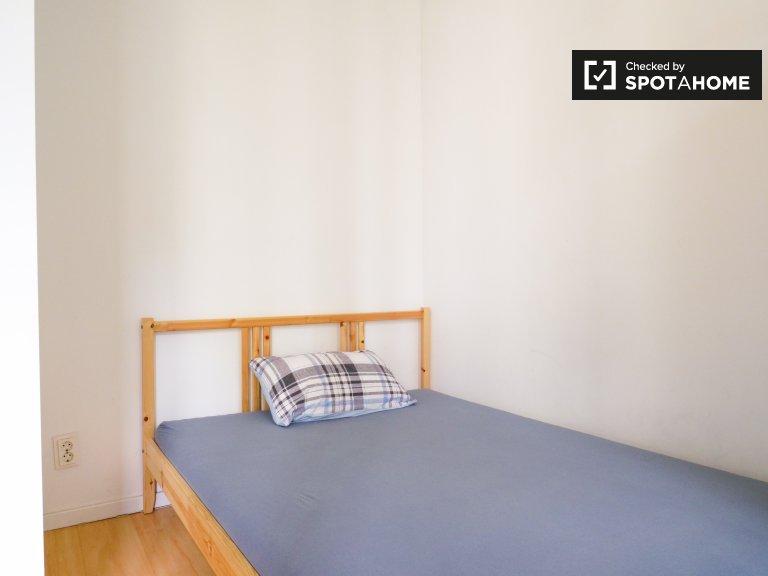 Pokój do wynajęcia, apartament z 3 sypialniami, Kreuzberg, Berlin