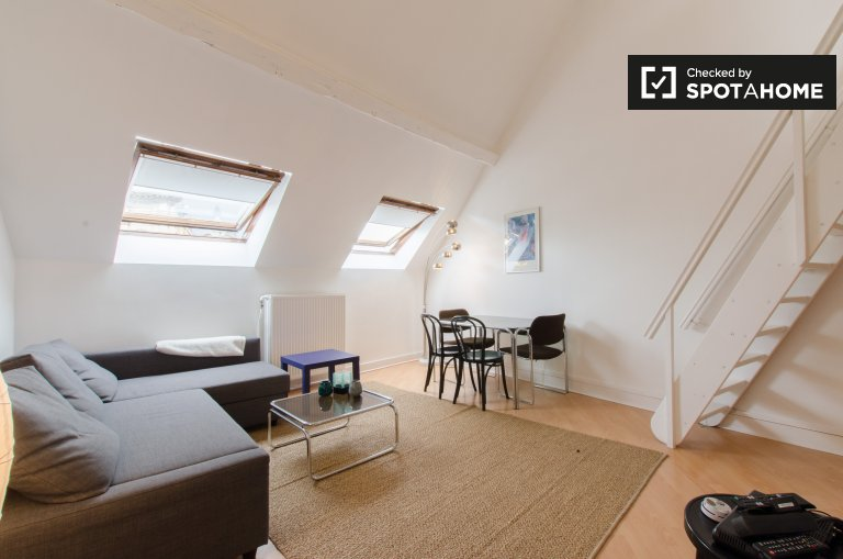 Modern 1-bedroom apartment for rent in Brussels City Centre