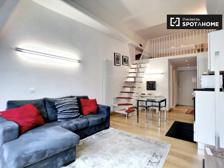 1-bedroom apartment for rent Rifredi Florence