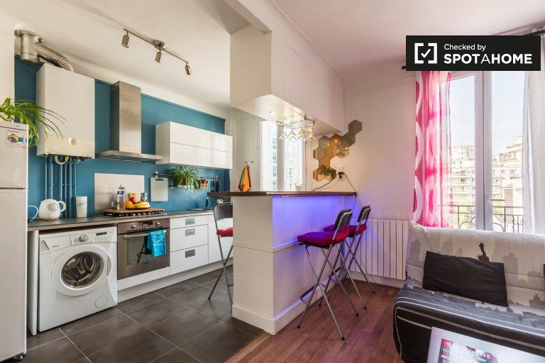 Appartement rénové à louer à La Defense, Paris