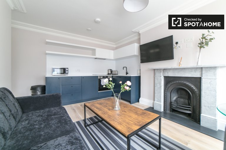 Modern 1-bedroom flat to rent in Islington, London