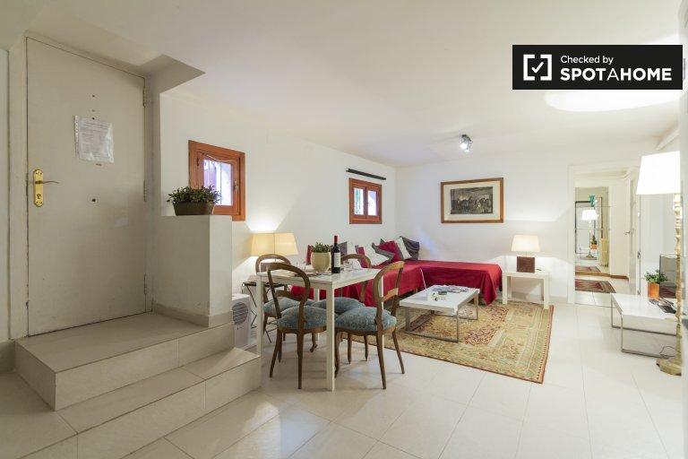 Appartement élégant de 2 chambres à louer à Chamartín, Madrid