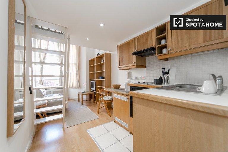 Studio-Wohnung zu vermieten in West Kensington, London