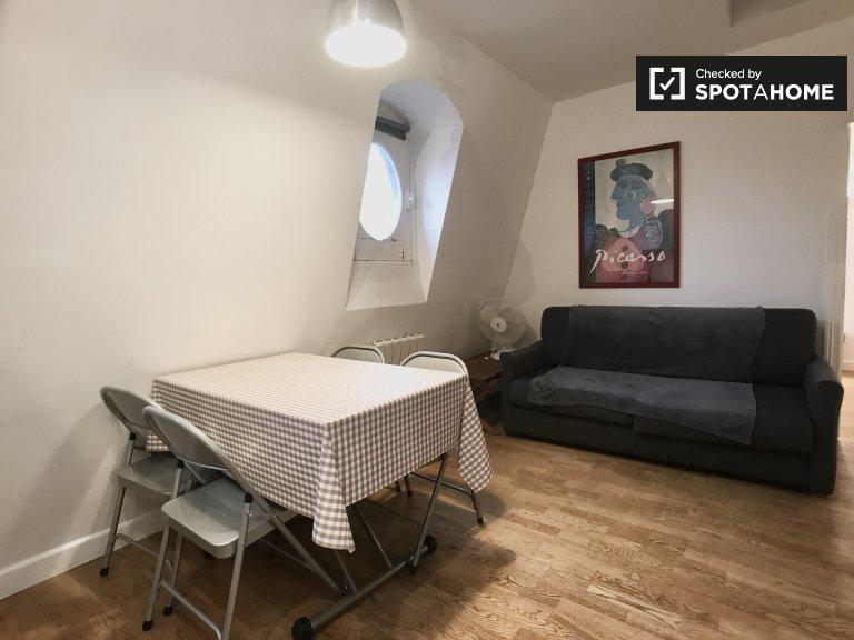 Appartement 1 chambre moderne à louer dans le 3ème arrondissement