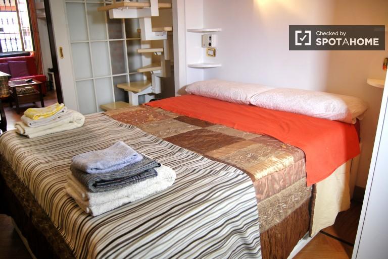 Apartamento com 1 quarto em Certosa para alugar, Milão
