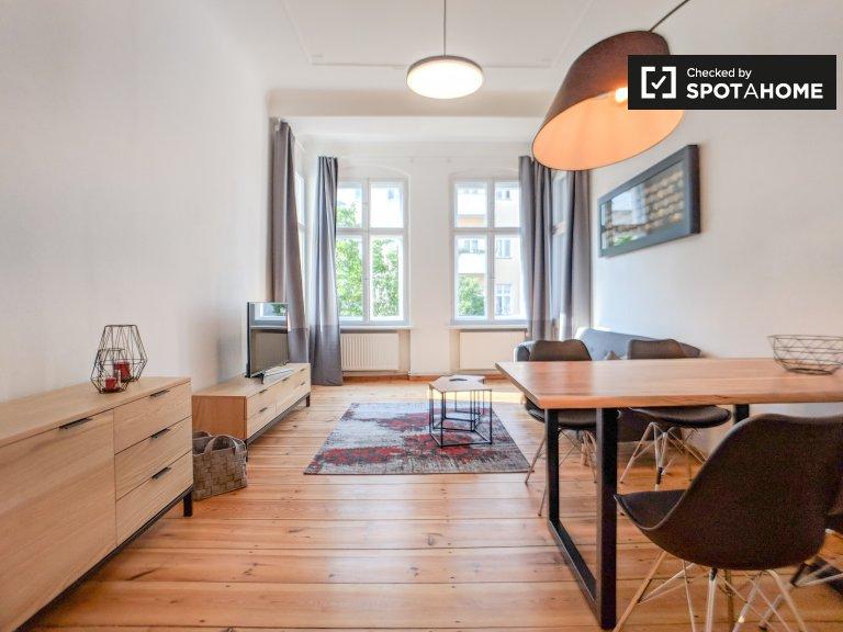 Apartment mit 1 Schlafzimmer zur Miete in Prenzlauer Berg, Berlin