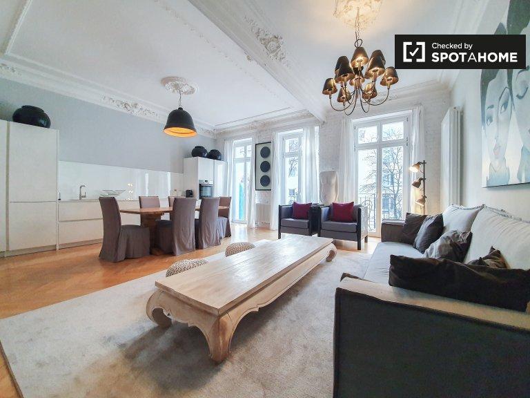 Wohnung mit 3 Schlafzimmern zu vermieten in Charlottenburg, Berlin