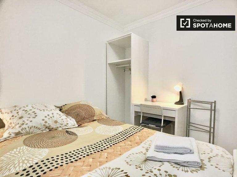 Chambre confortable à louer dans une maison de 5 chambres à Pantin, Paris