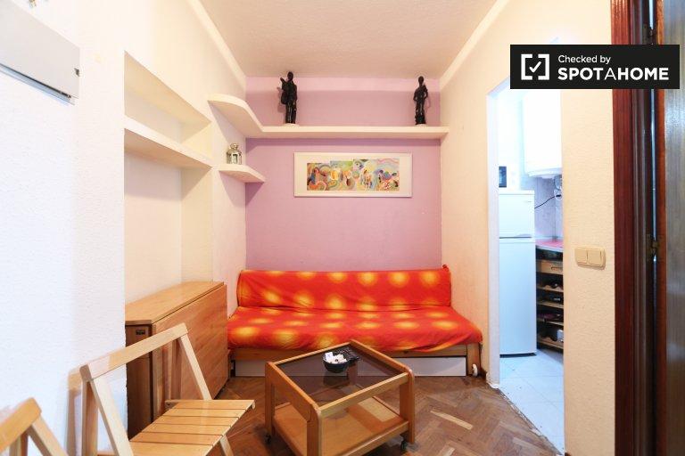 1 Bedroom apartment with balcony in Malasaña, Madrid (ref: 91347 ...