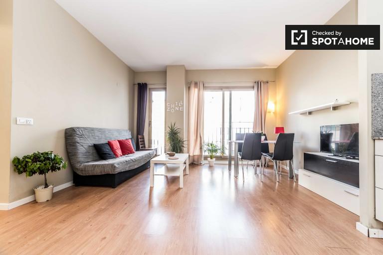 Élégant appartement 1 chambre à louer à Extramurs, Valence