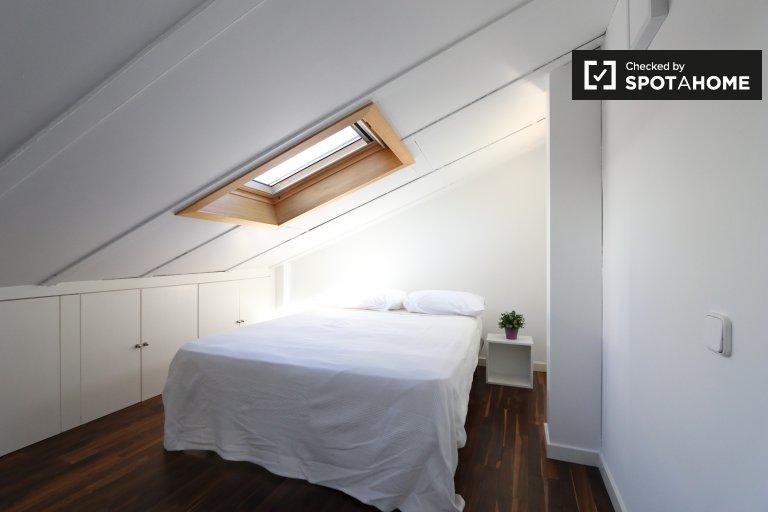 Grazioso monolocale in affitto a Lavapies, Madrid