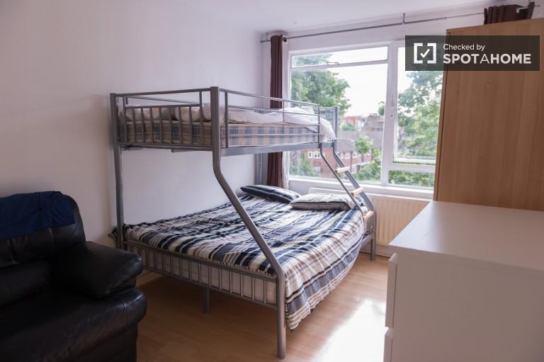 Bedroom 2 with desk