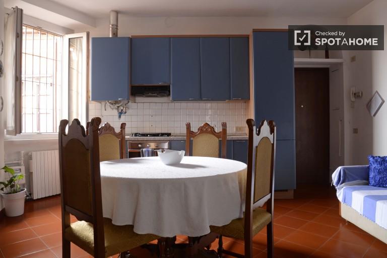 Appartement équipé 1 chambre à louer à Loreto, Milan