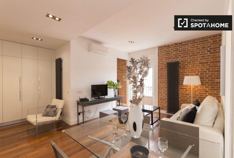 3-bedroom apartment for rent in Lavapiés, Madrid