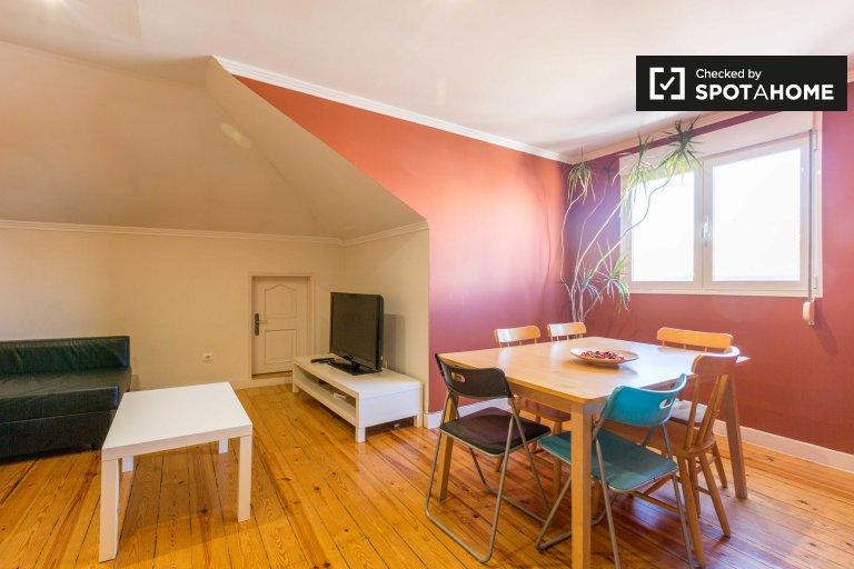 Appartement de 3 chambres à louer à Misericórdia, Lisboa