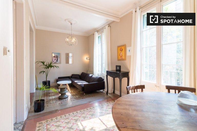 2-bedroom apartment for rent in Eixample, Barcelona