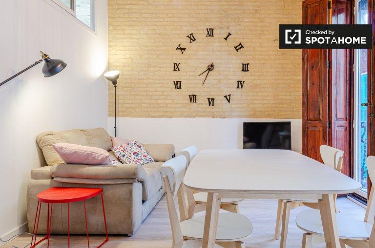 Esclusivo appartamento con 3 camere da letto in affitto a L'Eixample, Valencia
