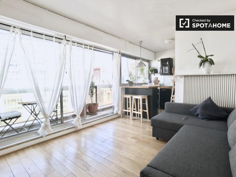 apartamento de 1 dormitorio en alquiler en el distrito 15, París